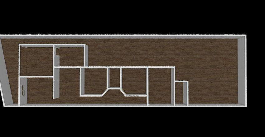 Projeto Casa Andrea Interior Design Render