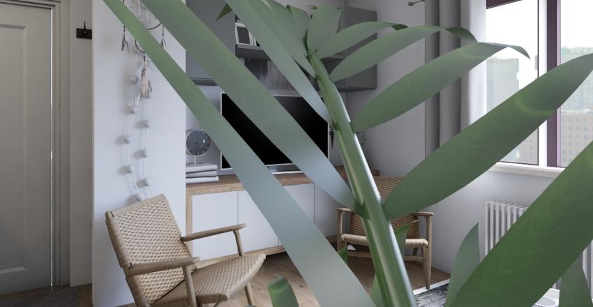 (v) limestone bath Interior Design Render