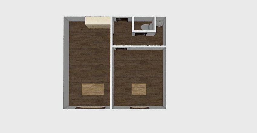 Комнаты_0010 Interior Design Render