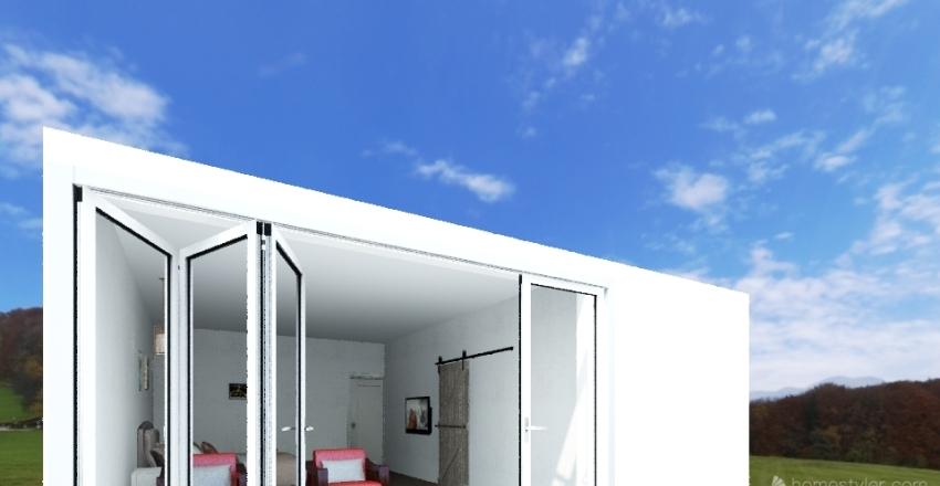 Master Bedroom design Interior Design Render