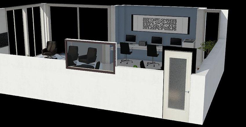Crea-AL Interior Design Render