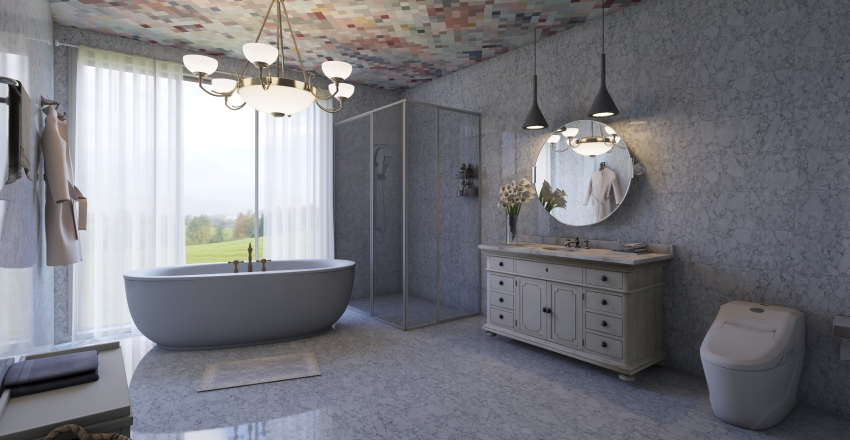 611710003 Interior Design Render