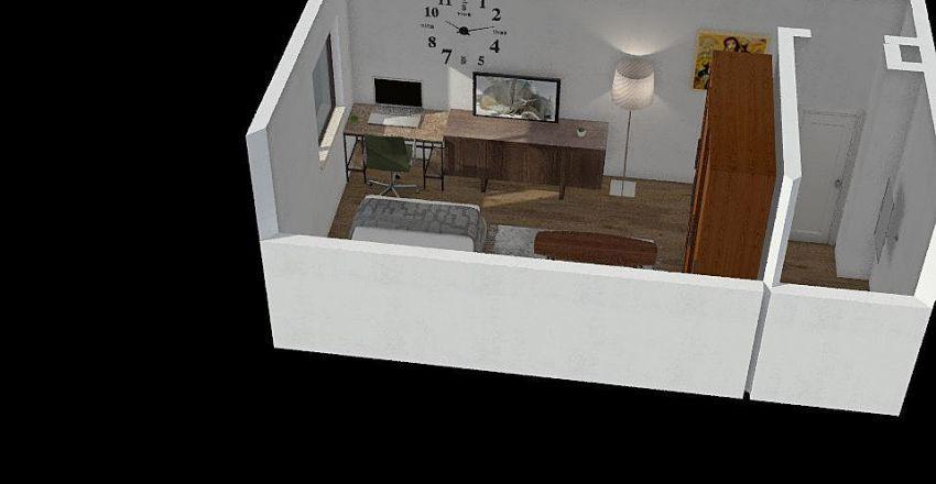 JOSH Interior Design Render