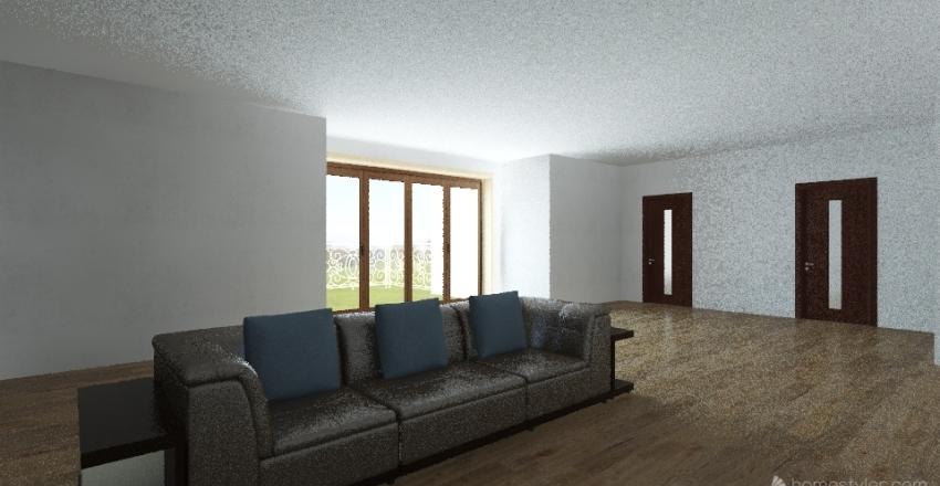 Etajul 2 Interior Design Render