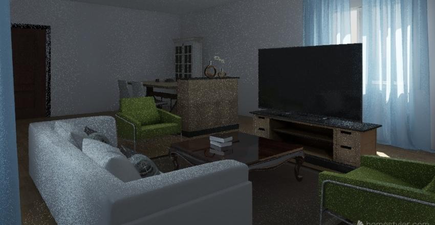 Modulo2 Interior Design Render