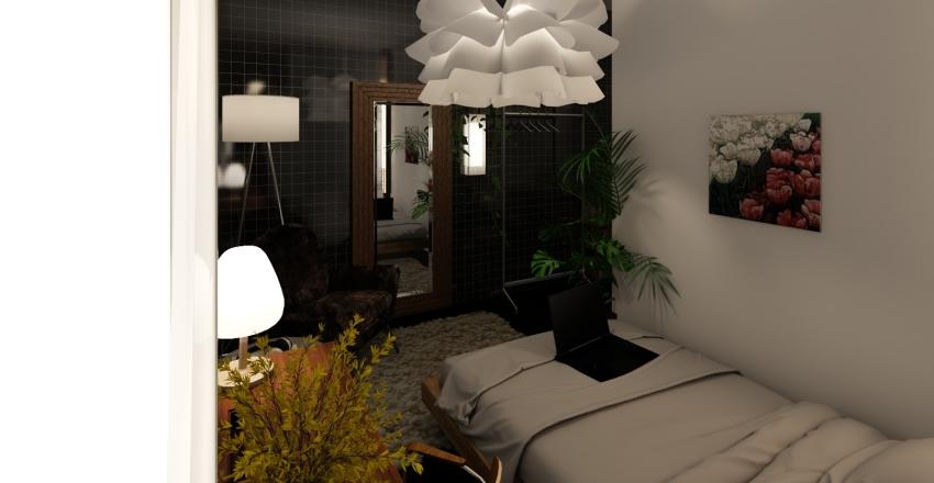 ONE SHOT Interior Design Render