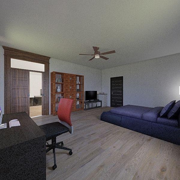 Juans apartment Interior Design Render