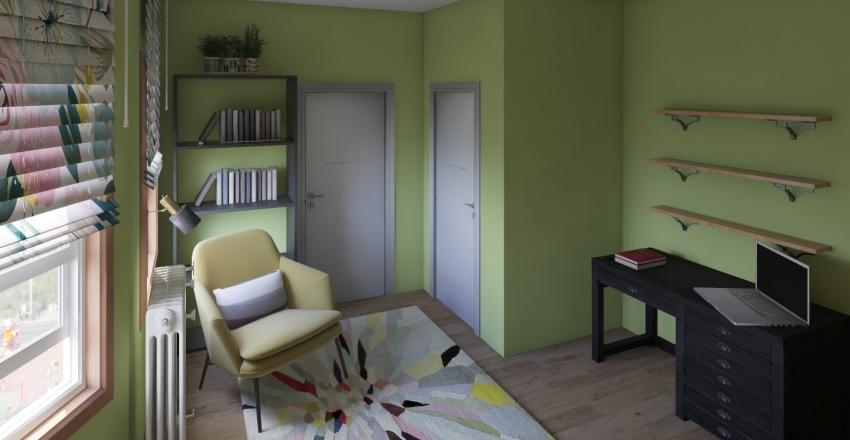 JOHN N RICHARD BEDROOM Interior Design Render