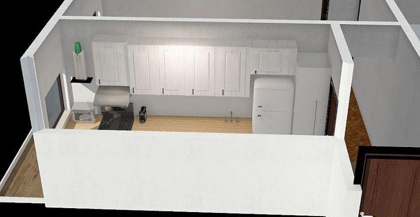 Casita pre Interior Design Render