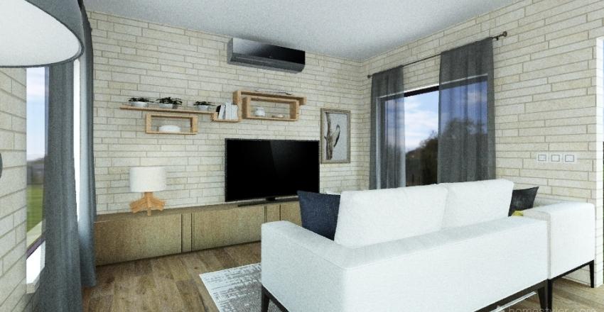 diseño hern Interior Design Render