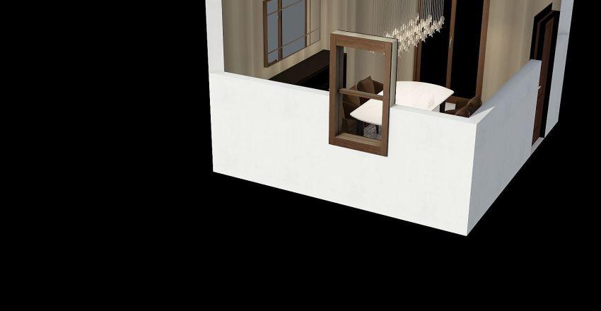 Brenda Taylor Interior Design Render
