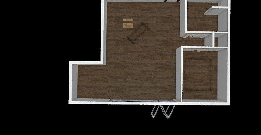 Moe's place Interior Design Render