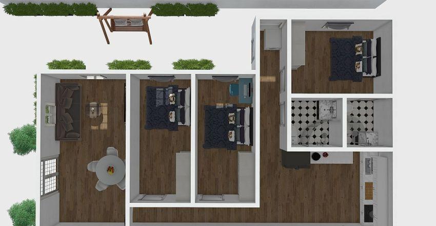21/08 Interior Design Render