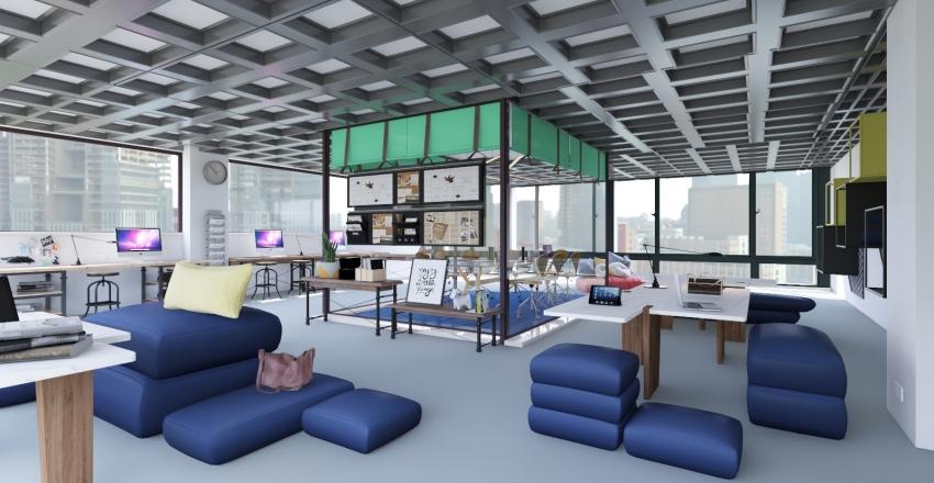 FAB LAB Interior Design Render