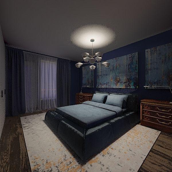 2019 B.L. Chambre principale 21.08 Interior Design Render