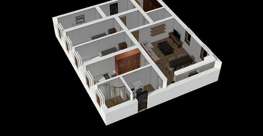 Vali Interior Design Render