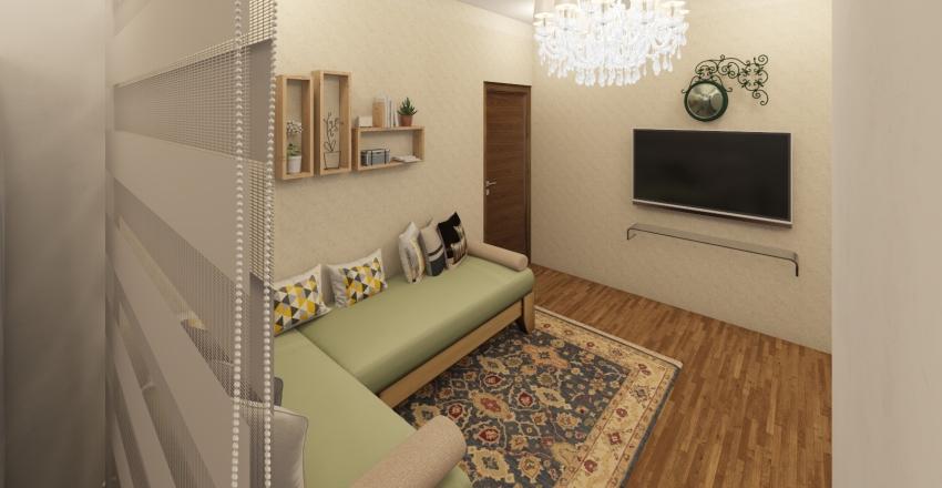 JADHAV  Interior Design Render