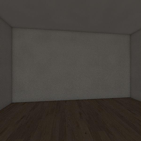 a home  Interior Design Render