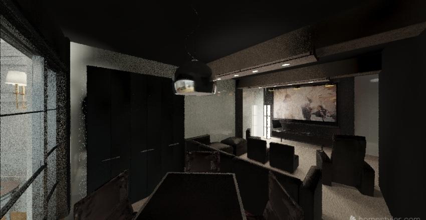 CaveFig Interior Design Render