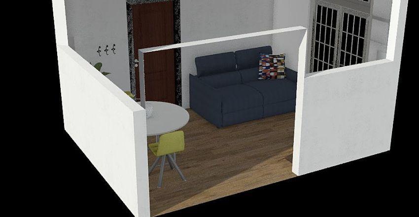 first - ap Interior Design Render