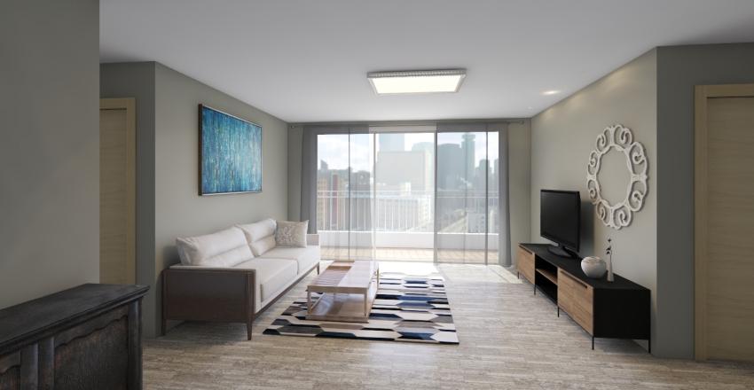 test a Interior Design Render