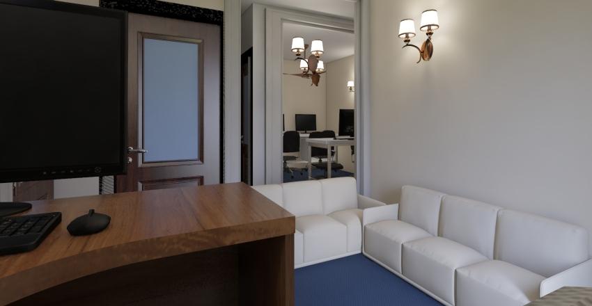 SHL new office Interior Design Render