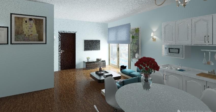 AM Interior Design Render
