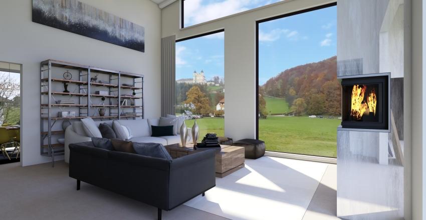 SoCal Interior Design Render