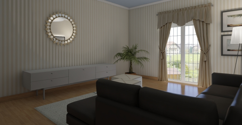 OLIVEIRA Demo project Interior Design Render