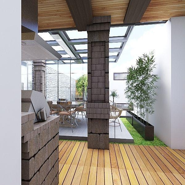 HOUSE 8: DW DREAM Interior Design Render
