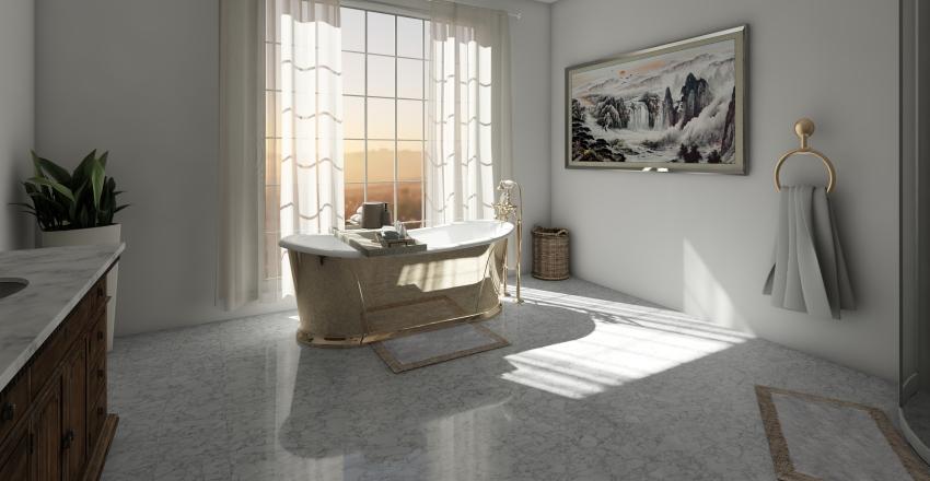 ferns awsoussss home Interior Design Render