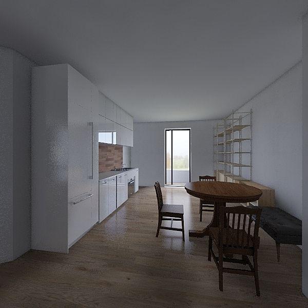 Test Sarti Interior Design Render
