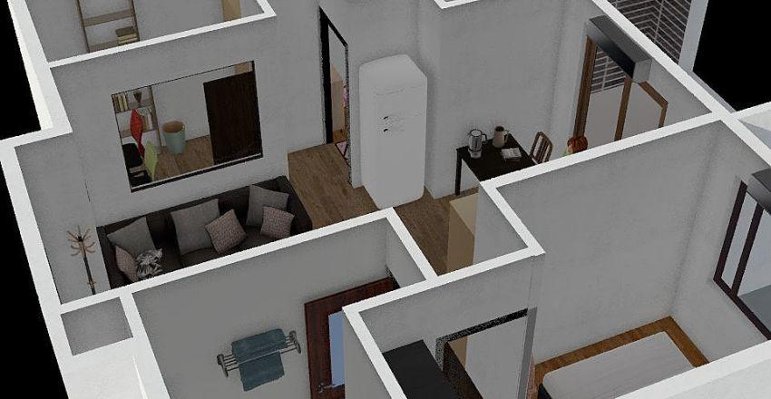 Will&Prima Home Interior Design Render