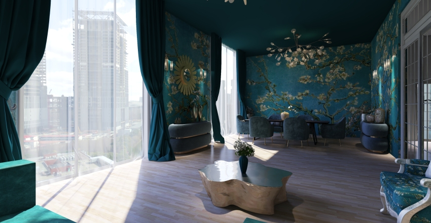 y Interior Design Render