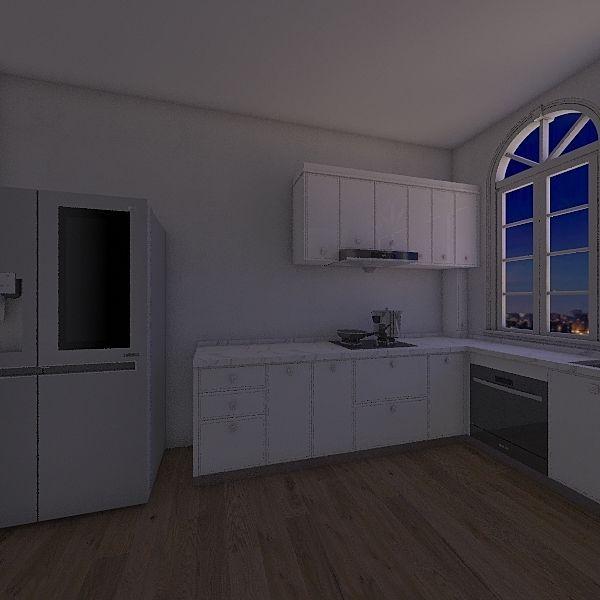 Trabajo final Interior Design Render