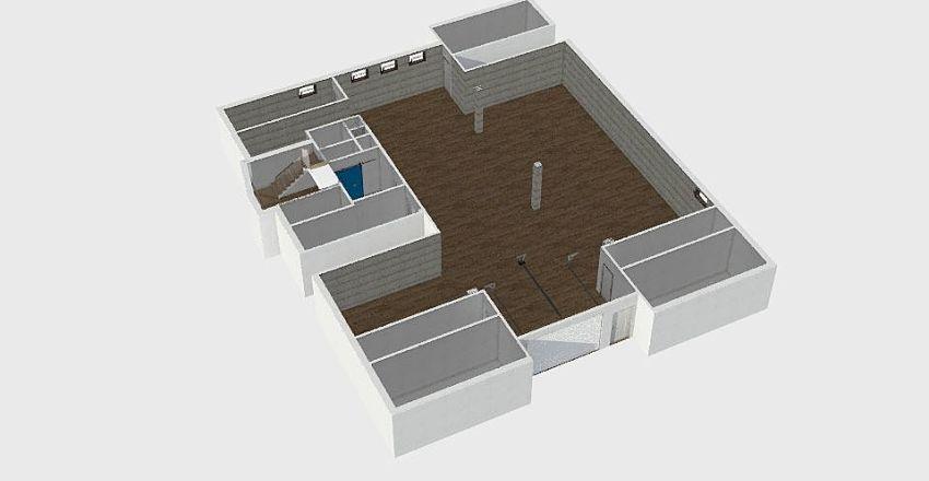 SÓTANO MASCOTAS Interior Design Render