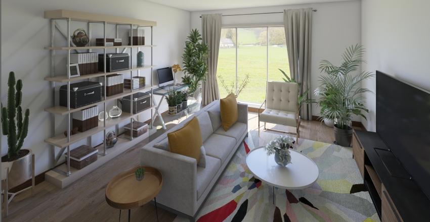 246 Interior Design Render