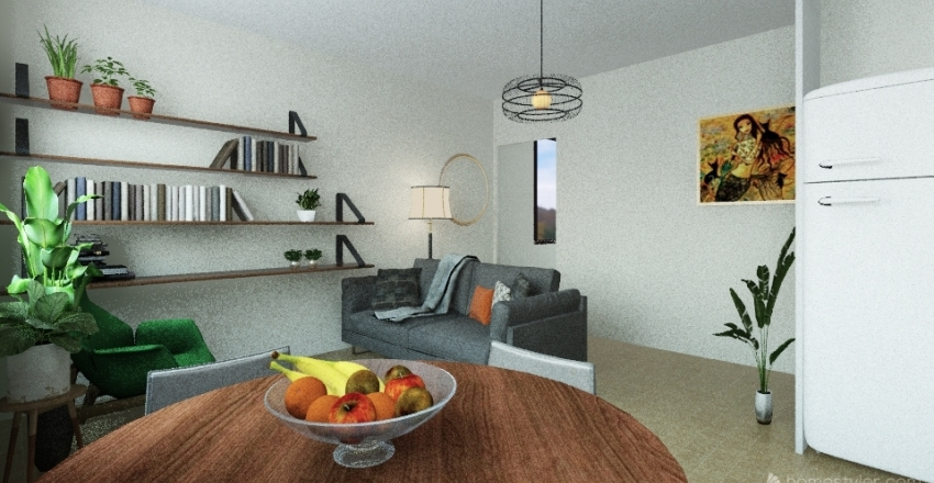 emmnms Interior Design Render