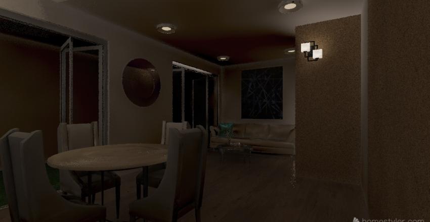 Acabados  Interior Design Render