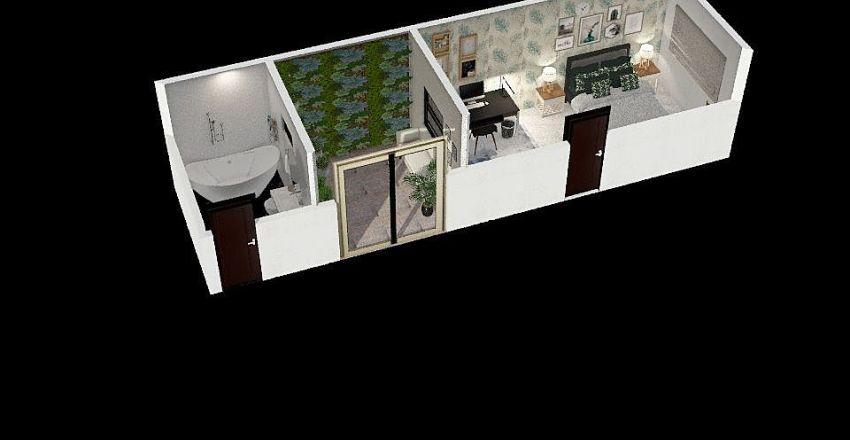 002.2 Interior Design Render