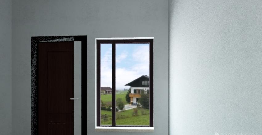 Parede a parede Interior Design Render