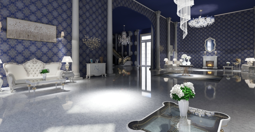 l Interior Design Render