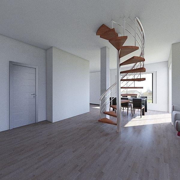 ostatni6 Interior Design Render