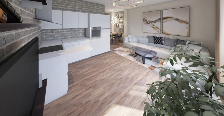 Levente 2 Interior Design Render