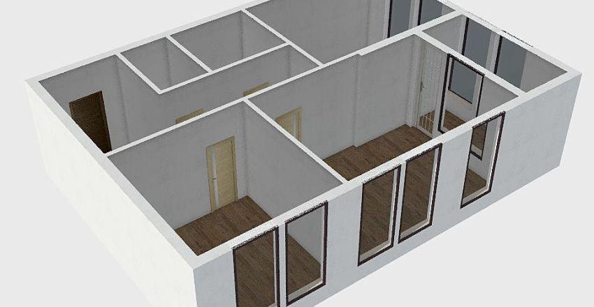 Home 1 Interior Design Render
