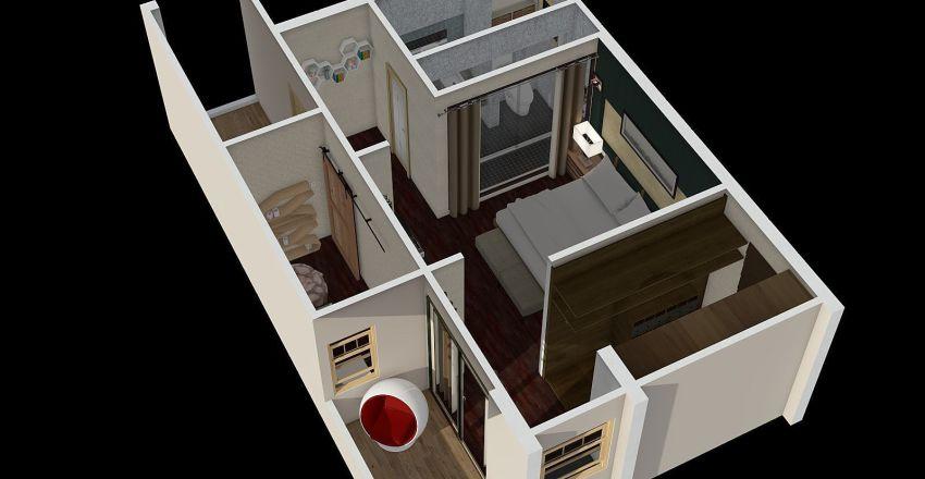 NIPegasus Interior Design Render