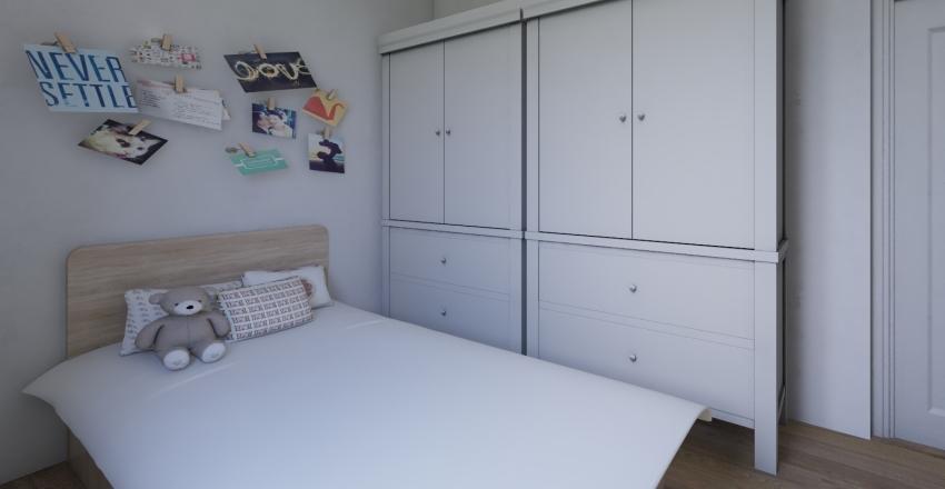 anna e raffele p1 Interior Design Render