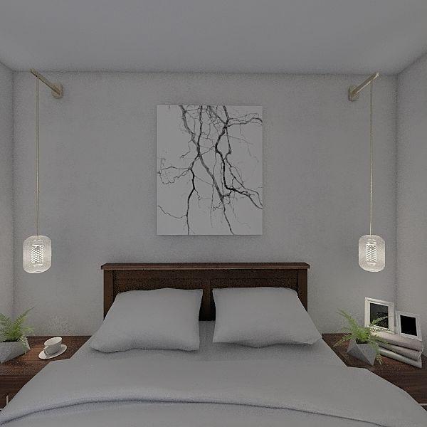 Dallas Apartment Interior Design Render