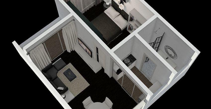 IT IN CEM Interior Design Render