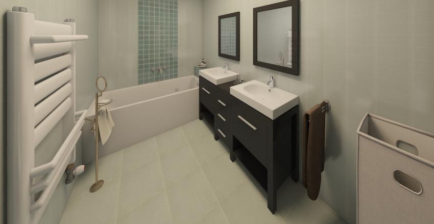 Levente Emelet Interior Design Render